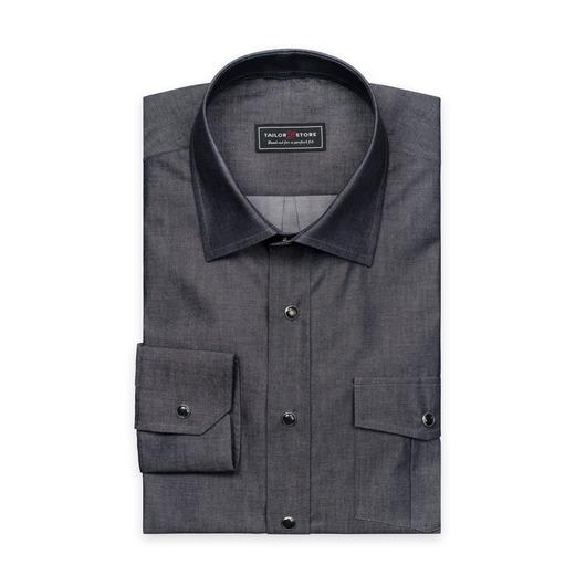 Black business classic shirt