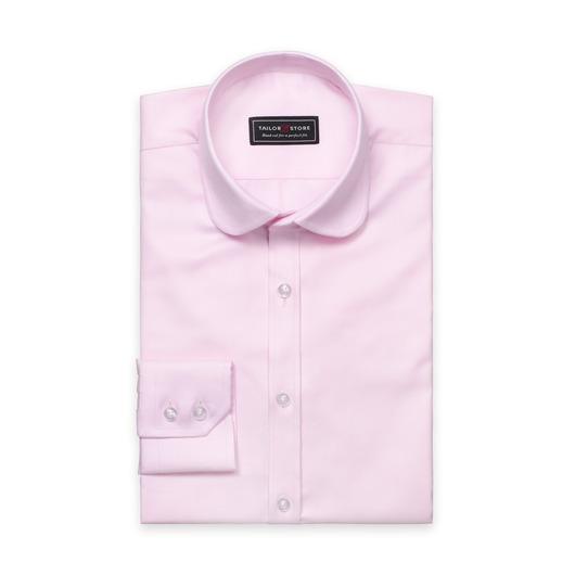 Pink club twillskjorte