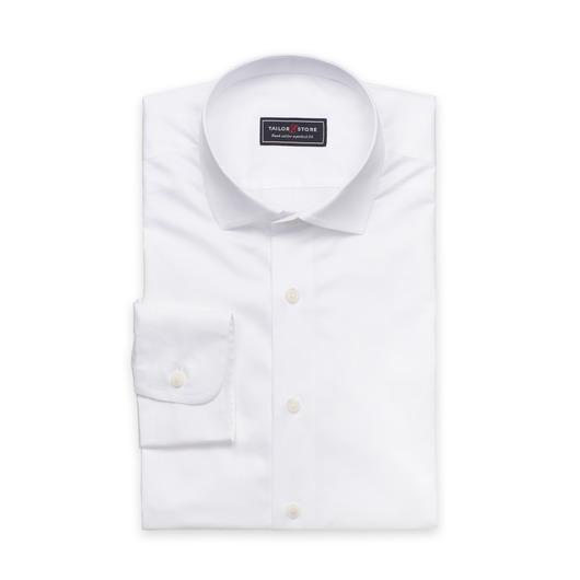 Klassisk hvit dresskjorte i Ramsey