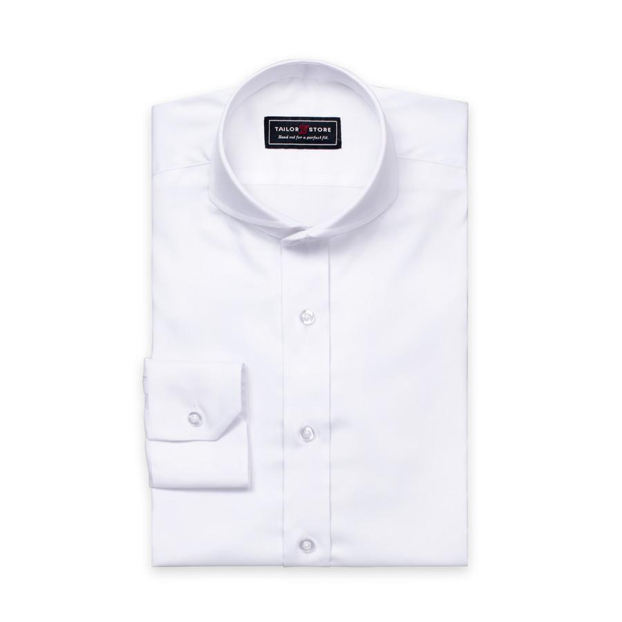 hvid-cut-away-extreme-oxford-skjorte