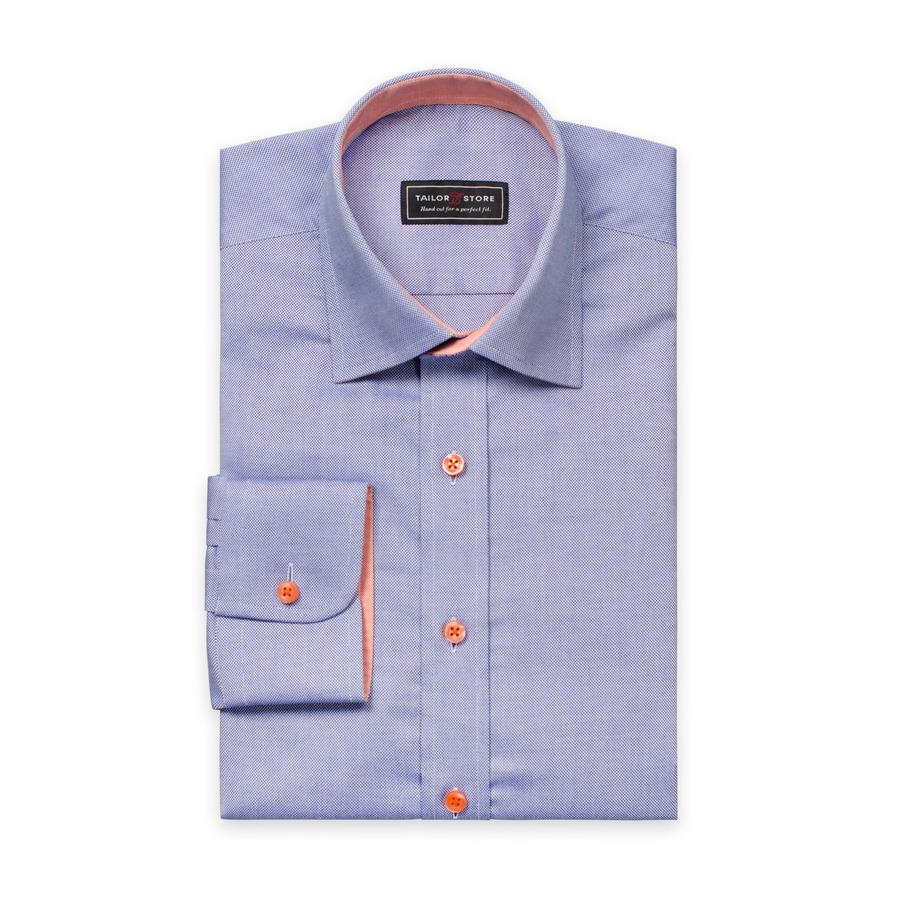 morkeblaa-business-classic-oxford-skjorte